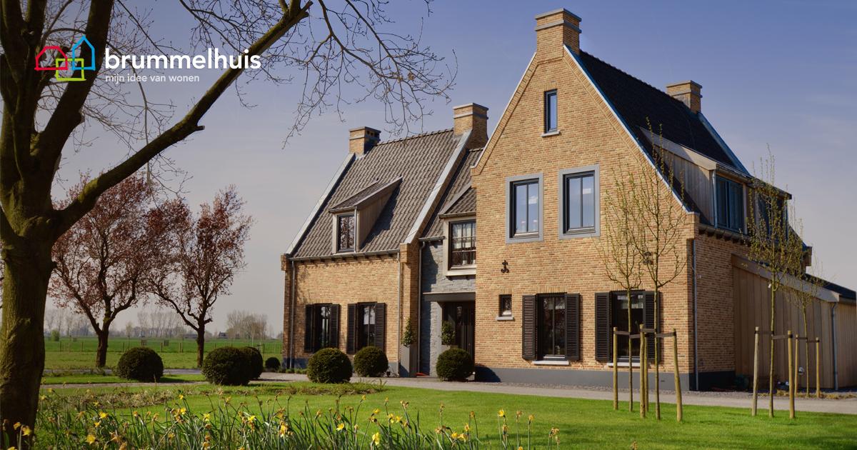 Excellent landelijke woningen voorbeelden with landelijke for Ontwerp eigen huis